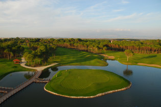 Sueno Golf Club – Pines Golf Course
