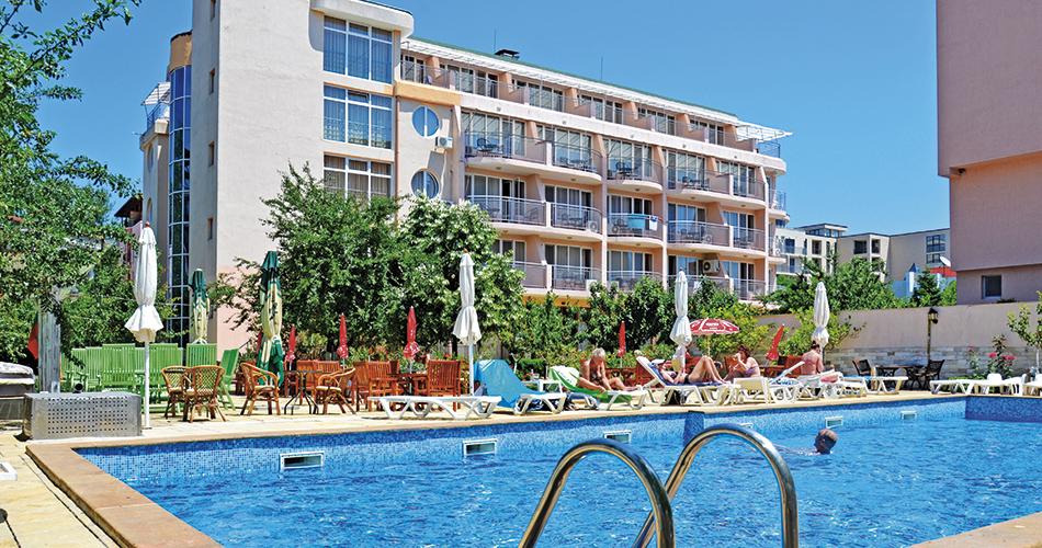 Hotel Central L 233 To 2018 Burgas Bulharsko Ck Blue Style