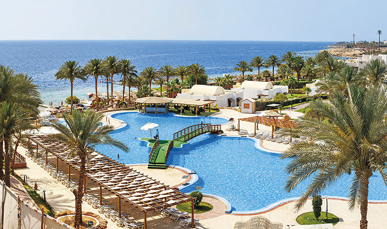 Hotel Sunrise Diamond Beach Resort Zima 2018 2019 Sharm El